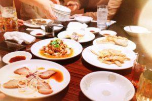 こりゃ太るな中華料理「上海菜館」