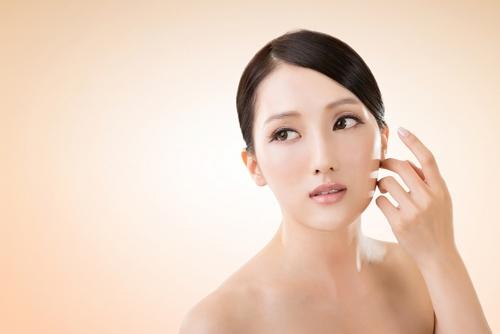 美肌の日本人